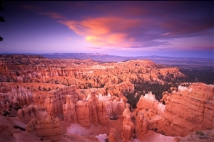 Beautiful Bryce Canyon National Park in Utah  United States Torist Place HD Wallpaper